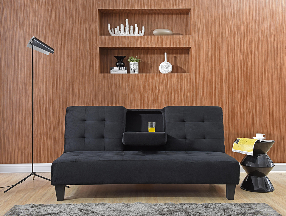 Swell Futon Click Clack Loveseat Milton Greens Stars Lowest Caraccident5 Cool Chair Designs And Ideas Caraccident5Info