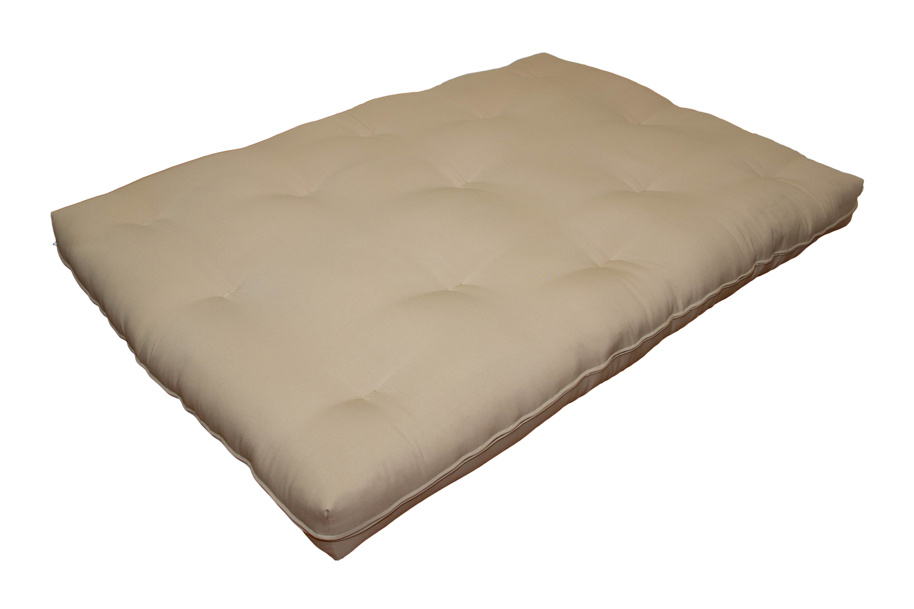 10 Innerspring Khaki Futon Mattress